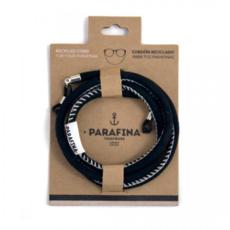 Parafina Parafina Recycled Cordons Black