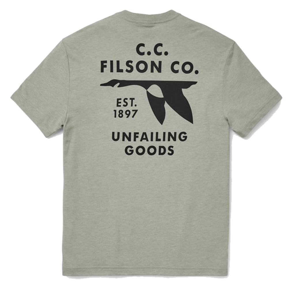 Filson Filson Buckshot T-Shirt Desert Sage