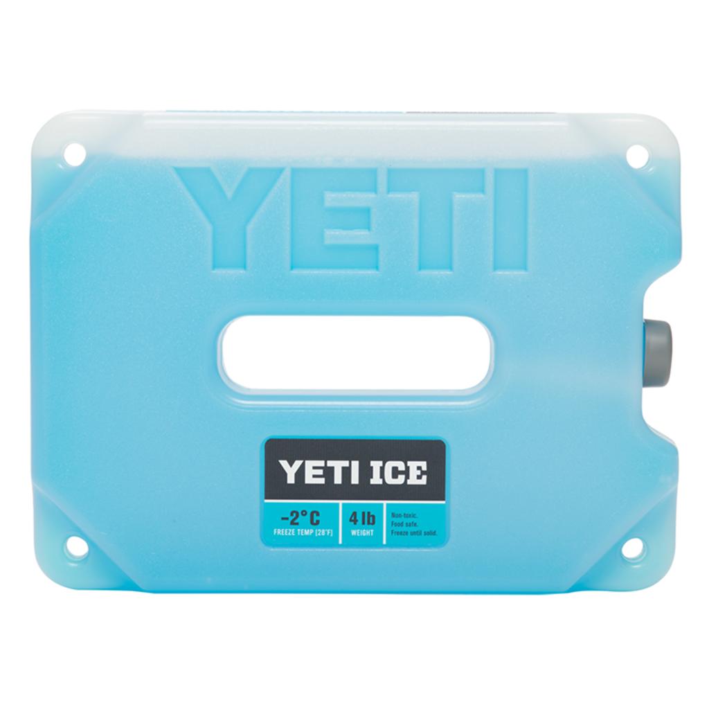 Yeti Yeti Ice 4lb Clear