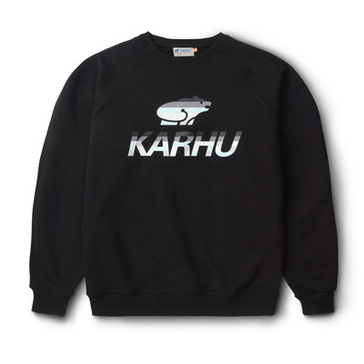 Karhu Karhu Team College Sweatshirt Black / MC