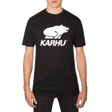 Karhu Karhu Basic Logo T-Shirt Black / White