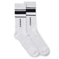 Karhu Karhu Tubular 87 Sock Light Grey Melange / Black