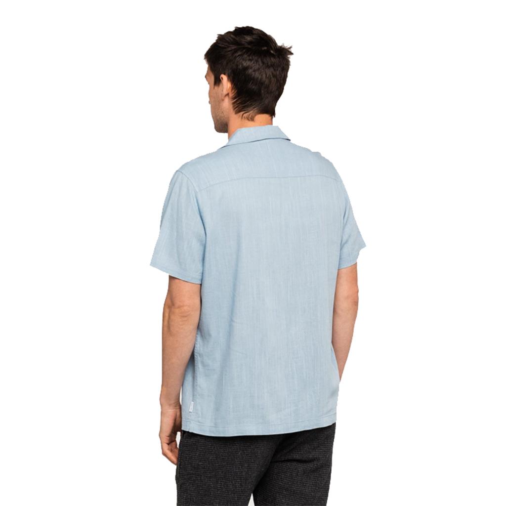 Banks Journal Banks Journal Brighton S/S Shirt Newport Blue