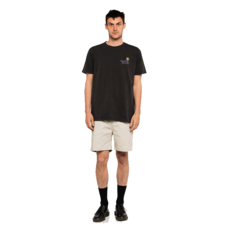 Banks Journal Banks Journal Spring Faded Tee Dirty Black