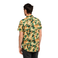 Banks Journal Banks Journal Void S/S Shirt Deep Forest