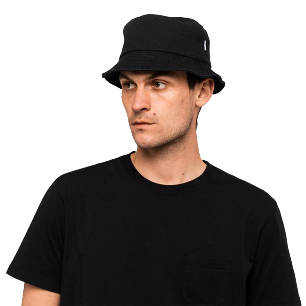 Banks Journal Banks Journal Primary Bucket Hat Dirty Black