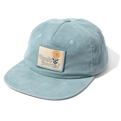 Banks Journal Banks Journal Spring Cap Blue Fog