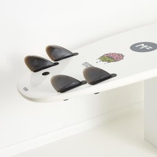 Mick Fanning Softboards Mick Fanning Surfboards Super Soft White