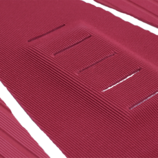 Deflow Deflow 3 Piece Traction Pad Burgundy