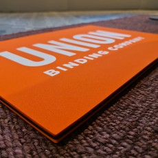 Union Union Boot Changing Mat Orange