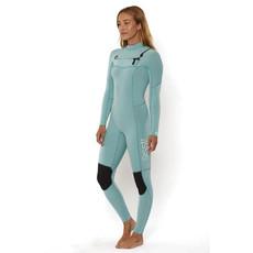 Sisstrevolution Sisstrevolution 7 Seas 4/3 Full Suit Chest Zip Seafoam