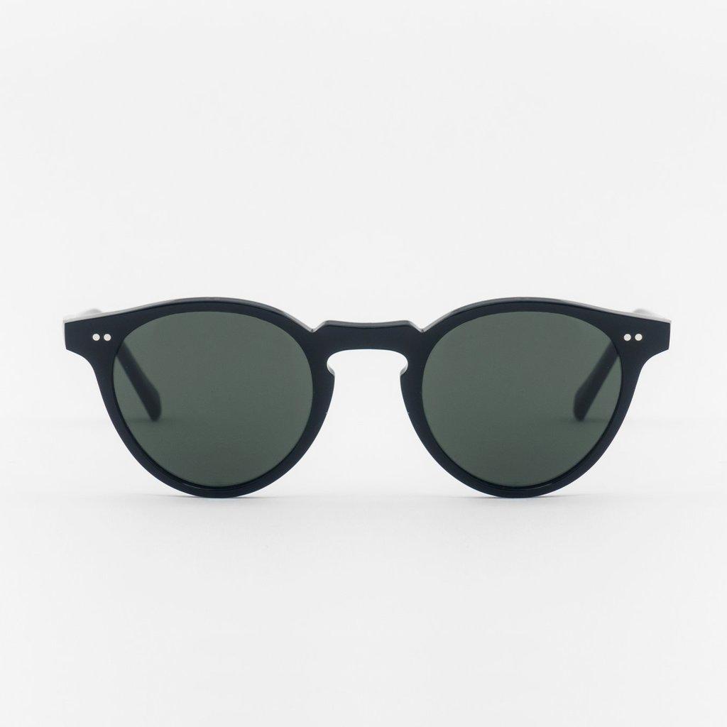 Monokel Monokel Forrest Black Green Solid Lens
