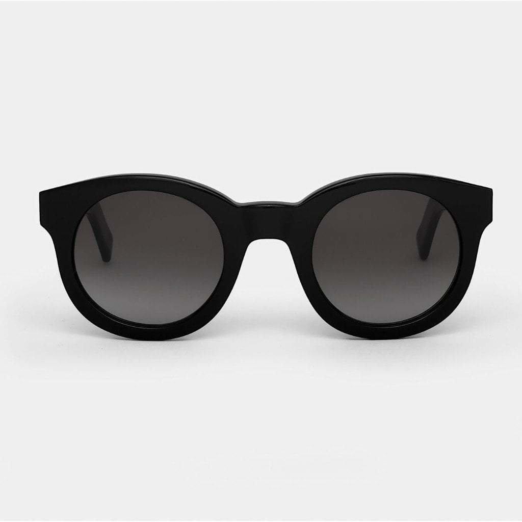 Monokel Monokel Shiro Black Gradient Grey Lens