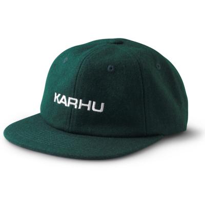 Karhu Karhu Logo Cap June Bug / Lily White