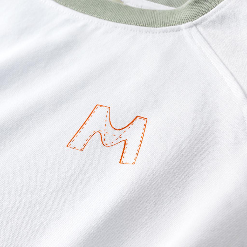 Karhu Karhu M Symbol T-Shirt White / Desert Sage