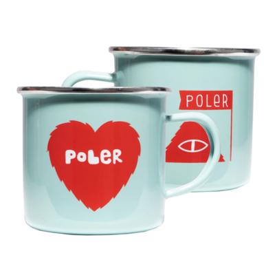 Poler Poler Camp Mug Ocean