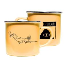 Poler Poler Camp Mug Gold