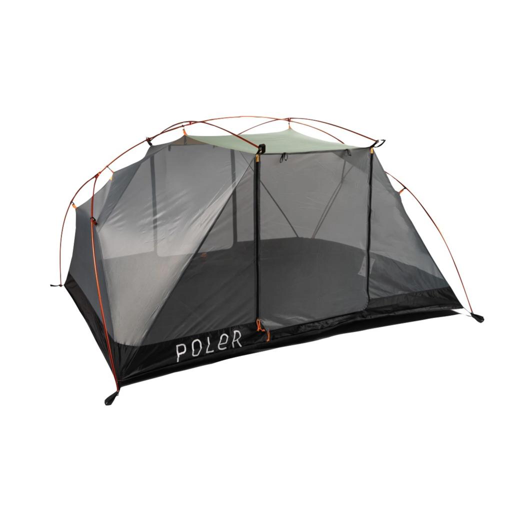 Poler Poler 2 Man Tent Lichen / Dirty Rock
