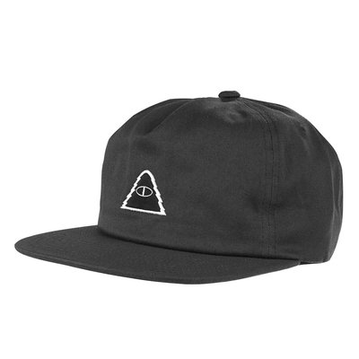 Poler Poler Cyclops Patch Hat Black