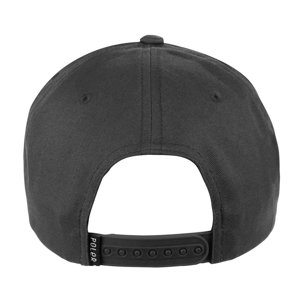 Poler Poler Cyclops Patch Hat Black