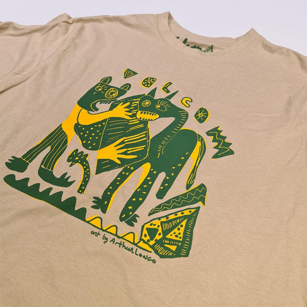 Volcom Volcom Arthur Longo Limited LS Shirt Khaki