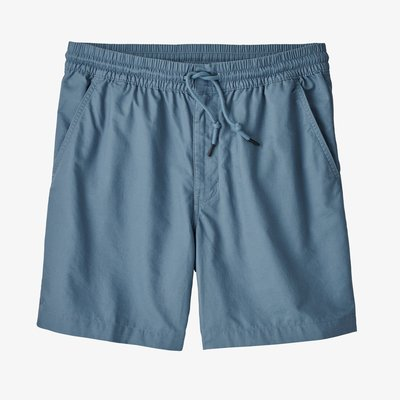Patagonia Patagonia Mens All-Wear Hemp Volley Shorts Pigeon Blue