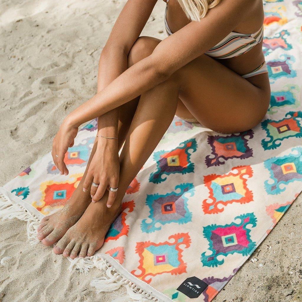 Slowtide Slowtide Beach Towel Itari