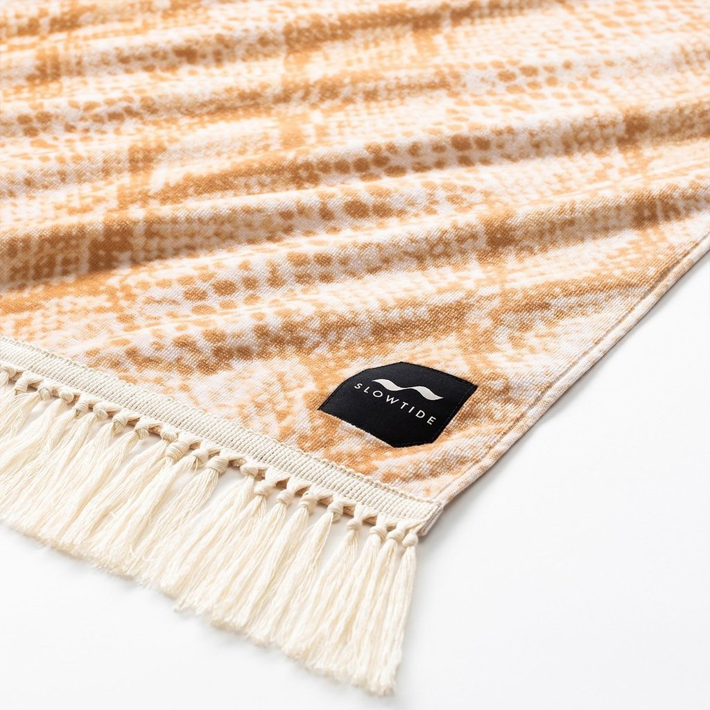 Slowtide Slowtide Beach Towel Diamond Back
