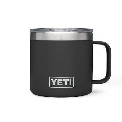 Yeti Yeti Rambler 14oz Mug Black