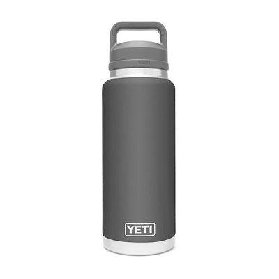 Yeti Yeti Rambler 36 oz / 1.1L Bottle Chug Black
