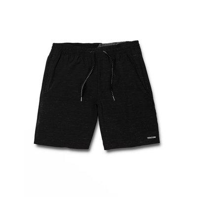 Volcom Volcom Packsack Lite 19 Light Hybrid Stretch Shorts Black