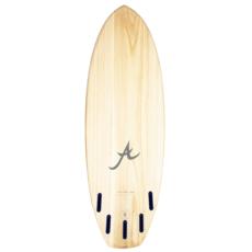 Aloha Surfboards Aloha Eco Skin Black Panda 2021 FCS2 6´0