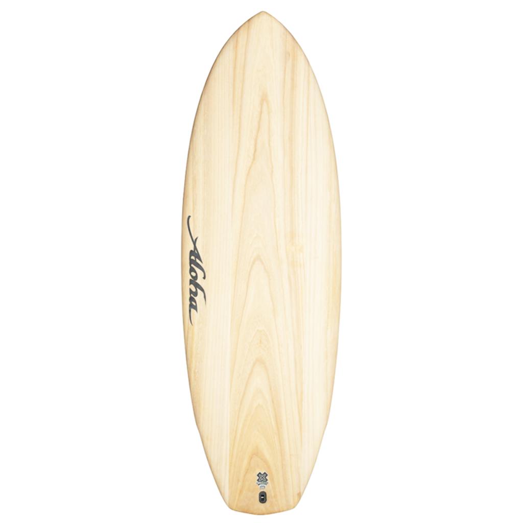 Aloha Surfboards Aloha Eco Skin Black Panda 2021 FCS2 5´8