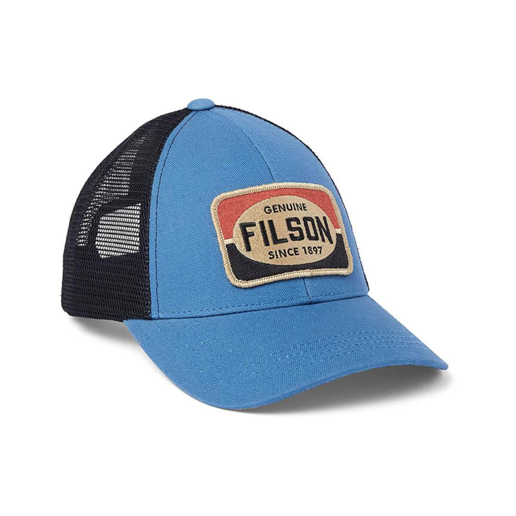 Filson Filson Mesh Logger Cap Blue