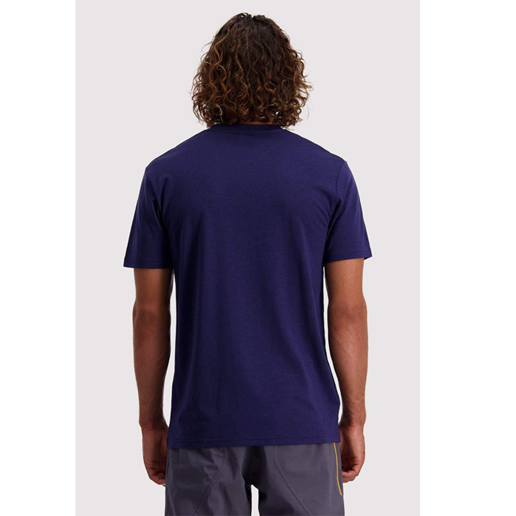 Mons Royale Mons Royale Icon T-shirt Navy
