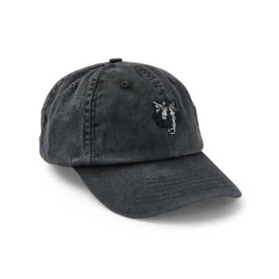 Filson Filson Washed Low-Profile Cap Faded Black Wolf