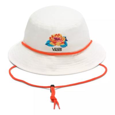 Vans Vans Needlepoint Bucket Hat Natural