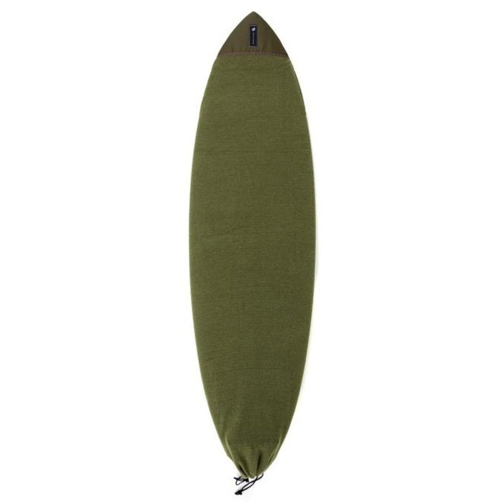 Creatures of Leisure Creatures Of Leisure Fish Icon Deluxe Stretch Sox Military 6'0