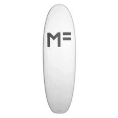 Mick Fanning Softboards MF Softboards Beastie 2021 Futures White 7´0