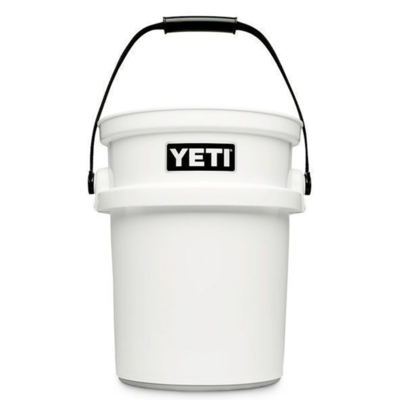 Yeti Yeti Loadout Bucket 5 Gallon (18.9L) White