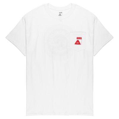 Poler Poler Summit Pocket T-Shirt White