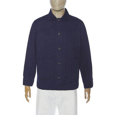 Universal Works Universal Works Travail Shirt Denim Indigo