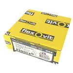 Flexovit Flexovit doorslijpschijf voor staal 115x1x22 mm 1833 (verpakkings eenheid 25 stuks)