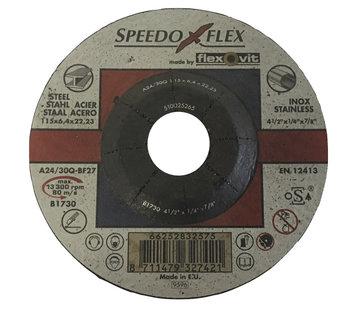 Flexovit Afbraamschijf 115x6.4x22 mm (verpakt per 10 stuks) Art.8642