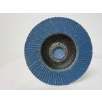 Sait Vlak- lamellenschijf 125 mm, K.60, Nr. S8621 verpakt per 10 stuks