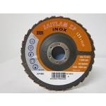 Sait Combi lamellenschijf 125 mm, medium, verpakt per 5 stuks. Art.6495