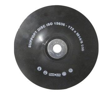 Saint gobain Onderlegschijf 178 mm met moer, art.2657