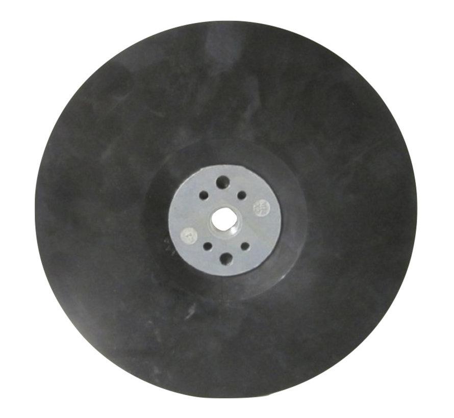 Onderlegschijf 178 mm met moer M14, art.2657