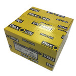 Flexovit Flexovit doorslijpschijf voor staal en RVS 180x2,5x22 mm (verpakkings eenheid 25 stuks)