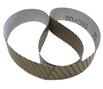 CBN Schuurband voor Ice-Liner en S-1300. Art.4728